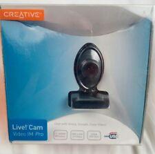 Creative Labs VF0410 Live! Cam Video IM Pro 1.3 MP Web