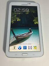 Samsung Galaxy SM-T210 7 inch 1.2GHz 8GB 1GB Tab - White #306
