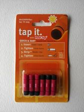 ZRTL-642-6 Lockitt Posi-Tap red and black wire tap for 18 ga.(PTA1800) 6 pack