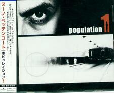 NUNO BETTENCOURT population 1 JAPAN CD UICE-1031 OBI