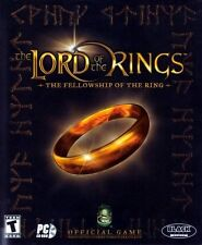 Lord of The Rings: The Fellowship Of The Ring New PC Computer Game