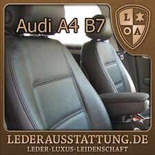 LEDERAUSSTATTUNG DE Audi A4 B7 Sitzbezüge,Lederbezüge,Autositzbezüge,Schonbezüge