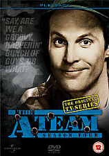 A-Team - Series 4 - Complete / Point Of No Return (DVD, 2010, 6-Disc Set)