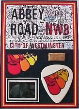 Beatles Abbey Road Studio 2 Wood Floor Section RubberSoul  Display George Martin