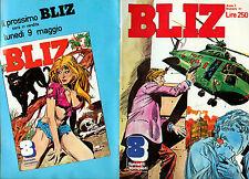 """"""" BLIZ - ANNO 1°- N° 11 / 02.MAG.1977 """" Settimanale - ORNELLA MUTI - M.GUARDUCCI"""