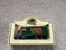 Lledo Promotional Vehicle. The British Commercial Vehicle museum Boxed New