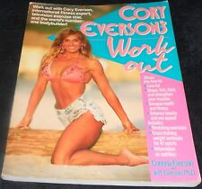 Cory Everson's Workout by Corinna Everson and Jeff Everson (1991, Paperback)