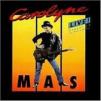Live von Mas,Carolyne | CD | Zustand gut