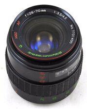 Maginon-Serie G HQC AF  28-70mm 3.5-4.5 für Minolta MD / Sony A