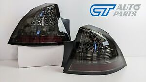 Smoked LED Tail lights for HOLDEN Commodore VY Sedan 02-04 S SS SV8 Executive