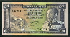 Ethiopia 1966, 100 Dollars, P29, UNC