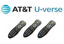 3-LOT ~ NEW AT&T U-Verse Digital DVR TV Television Cable Remote Controls S10-S3