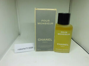 Chanel Pour Monsieur Pre Rasage Electric Shave   ml 100 splash Vintage
