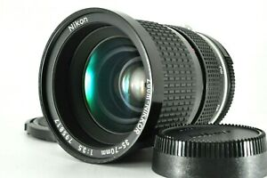 """NearMint"" Nikon Zoom Nikkor Ai 35-70mm F3.5 Telephoto Lens Tested From Japan #2"
