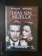 DVD DIAS SIN HUELLA - BILLY WILDER, RAY MILLAND