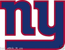 New York Giants Decal/Sticker