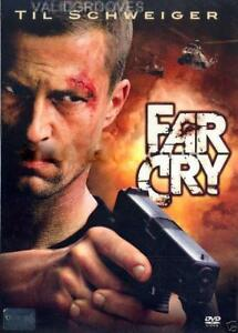 Far Cry (2008) DVD Region 3 - Uwe Boll, Til Schweiger, Cult Sci-fi Action