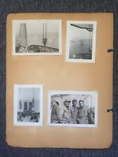 Old photos, World War II, American veterans in Southeast Asia.