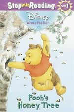 Pooh's Honey Tree (Step-Into-Reading, Step 2)