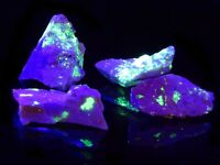 1 x Uranocircite Mineral Specimen / SUPER FLUORESCENT! / 1,5 TO 2,5cm
