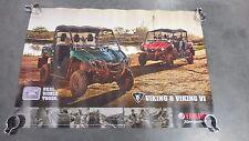 Yamaha Viking and Viking VI Dealer Exclusive Poster