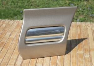 "Cadillac DeVille PASSENGER Front Fender Trim '97-99 ""Shale Metallic"" Molding OEM"