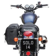 Kriega SOLO 14 saddlebag - Single sided motorcycle pannier