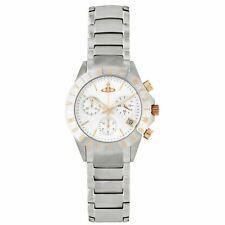 Ladies Vivienne Westwood Westminster Chronograph Watch VV099SL