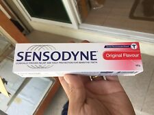 Sensodyne Fluoride Toothpaste ORIGINAL Flavour Clinically Proven Relief 100g.