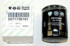 Fiat Grande Punto 500 Bravo Stilo Panda Petrol Genuine Oil Filter 71736161