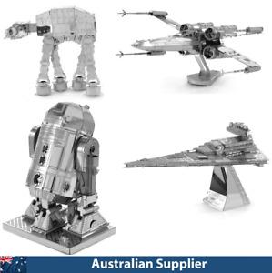 3D Metal Model Kits, Laser Cut, Star Wars 1!!!
