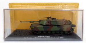 Altaya 1/72 Scale A1520J - M1A1HA Abrams Tank - Germany 2005