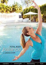 Total Body Balance: Low Impact Barefoot Cardio, Total Body Sculpting, Pilates
