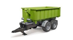 bruder 02035 Hook lift trailer for tractors