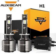 AUXBEAM T1 SERIES H1 LED Headlight Bulbs 70W 8000LM White 6000K+Decoder Canbus