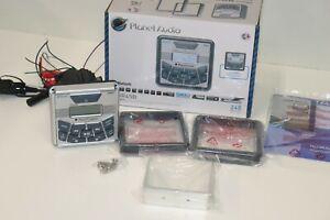 Planet Audio Marine Gauge Bluetooth Radio digital media am/fm 240 Watts PGR45B