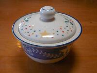 Epoch MR SNOWMAN Sugar Bowl with Lid