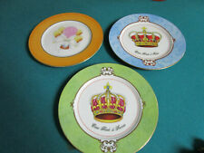 New ListingSet of 4 Collector Plates Limoges Romance France Hunting w/ hangers (1 repaired)