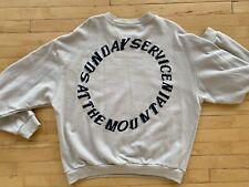 Kanye Sunday Service Sweatshirt XL