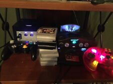 [BUNDLE]Color Changing LEDs Nintendo N64 & GameCube (includes Games/Controllers)