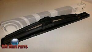 MINI Genuine Set of Wiper Blades with LOGO RHD 61612352708