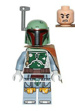 Lego Star Wars Boba Fett sw711 (From set 75137) Minifigure Figurine Personnage