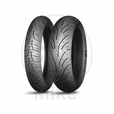 BMW R1200RS 180/55ZR17 (73W)TL PIROA4 Reifen Michelin PILOT Road 4
