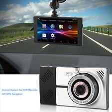 """Navigationsgerät 5"""" 1080P DVR Wifi FM GPS Android Navigation Rückfahrkamera Auto"""