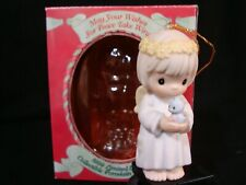 Precious Moments-May Your Wishes For Peace Take Wing-1999 Limited Edition-#