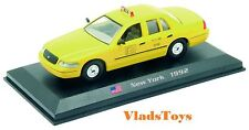 Amercom 1:43 Taxis of the World Ford Crown Victoria – New York City, 1992 ACTX01