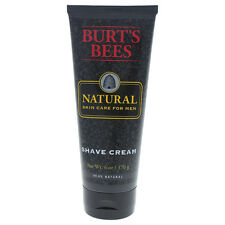 Natural Skin Care For Men by Burt's Bees for Men - 6 oz Shave Cream