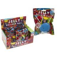 Reusable Inflatable Jelly Balloon Ball Pocket Size Party Bag Filler Pocket Money