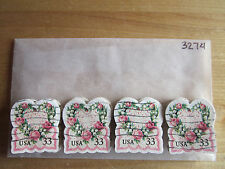 # 3274 x 100 Used US Stamps Lot  Love Heart Issue See our other lots