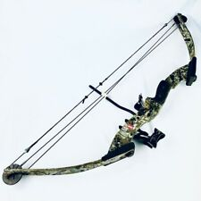 PSE Archery Deer Hunter Compound Bow Right Hand Green Camo Outdoor Sport Hunting